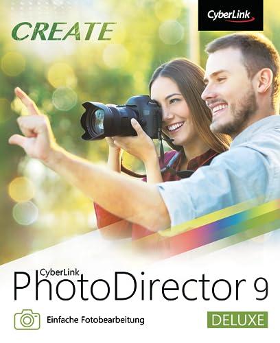 test CyberLink PhotoDirector 9 Deluxe [Download] Deutschland