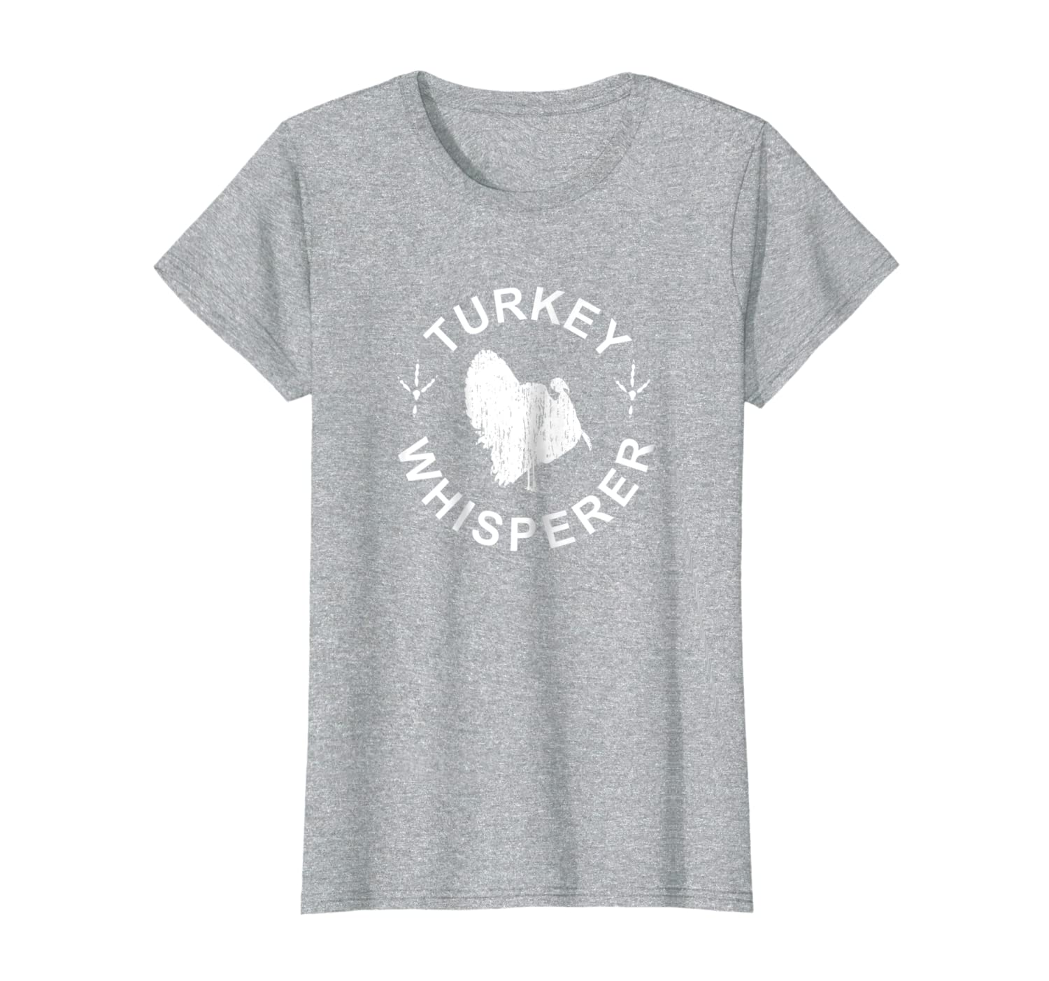 Strutting Turkey Hunting Shirt with a Vintage Look Unisex Tshirt