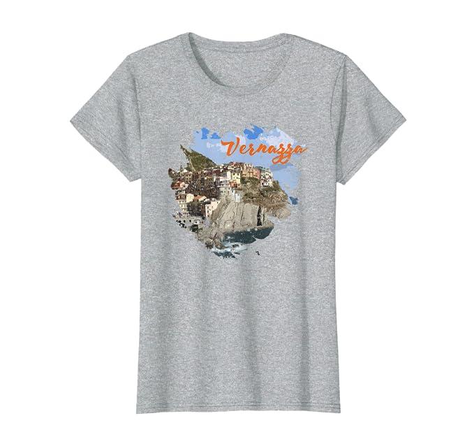 Amazon.com: Pueblo Vernazza Cinque Terre souvenir Italia ...