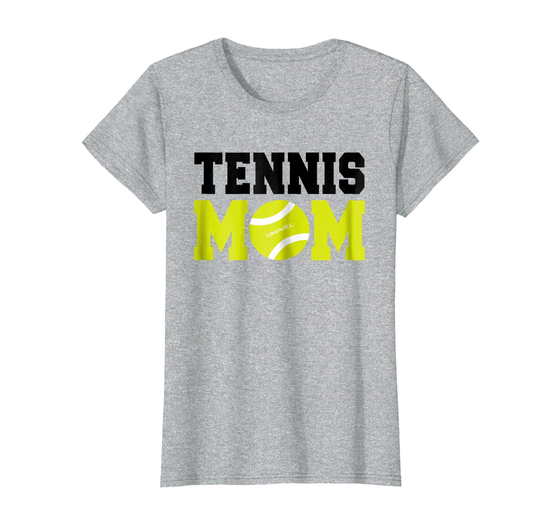 532b8445c Amazon.com: Womens Funny Tennis Mom T-Shirt - Funny Tennis Shirts: Clothing