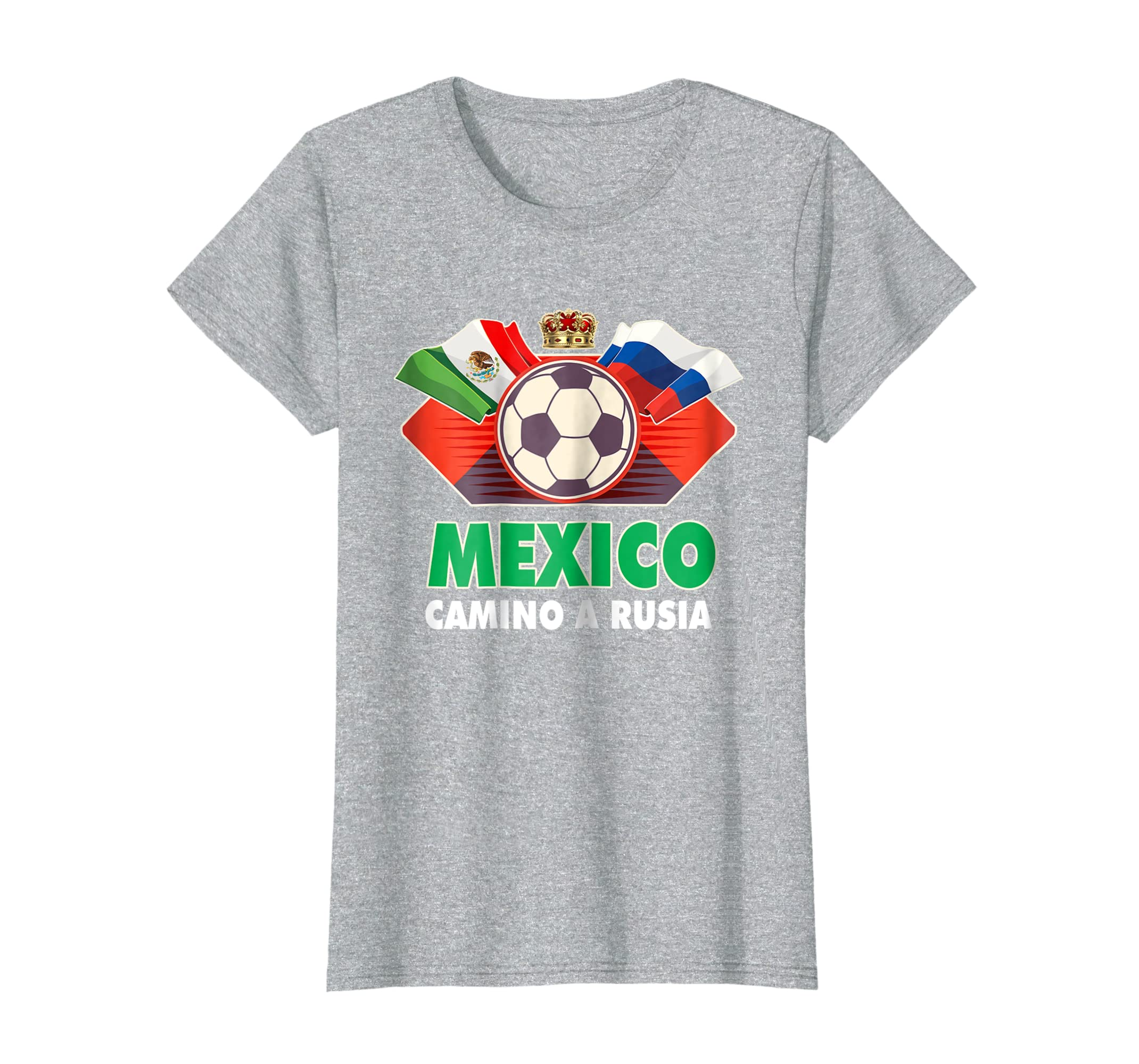 Amazon.com: Mexico Rusia Copa Mundial 2018 camisas mexicanas russia: Clothing
