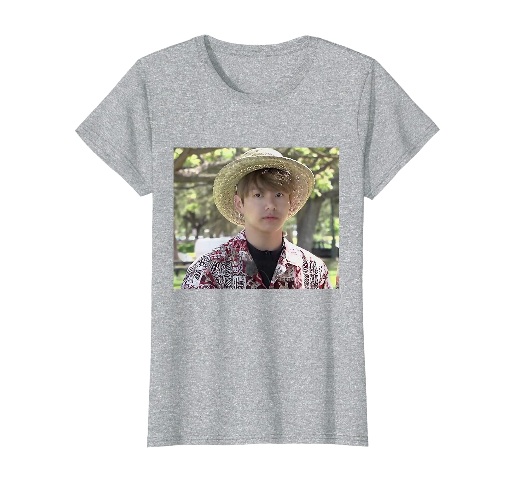 Puffy Jungkook Funny Haw in the autumn T shirt for man-Loveshirt