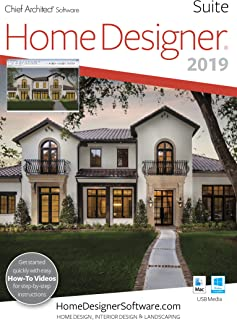 Home Designer Suite 2019 - Mac Download [Download]