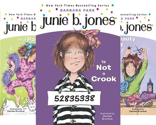 Junie B. Jones\'s Third Set Ever! (Books 9-12)