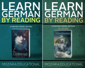 Lernen Sie Deutsch mit Fantasy Romanen (2 Book Series)