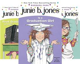 Junie B. Jones's Fifth Set Ever! (Books 17-20)