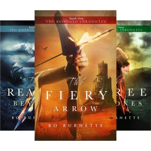 The Reinhold Chronicles (3 Book Series)