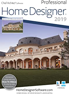 Home Designer Pro 2019 - Mac Download [Download]