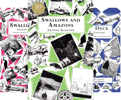 Swallows And Amazons (13 Book Series)