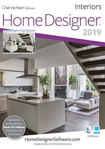 Home Designer Interiors 2019 - PC Download [Download]