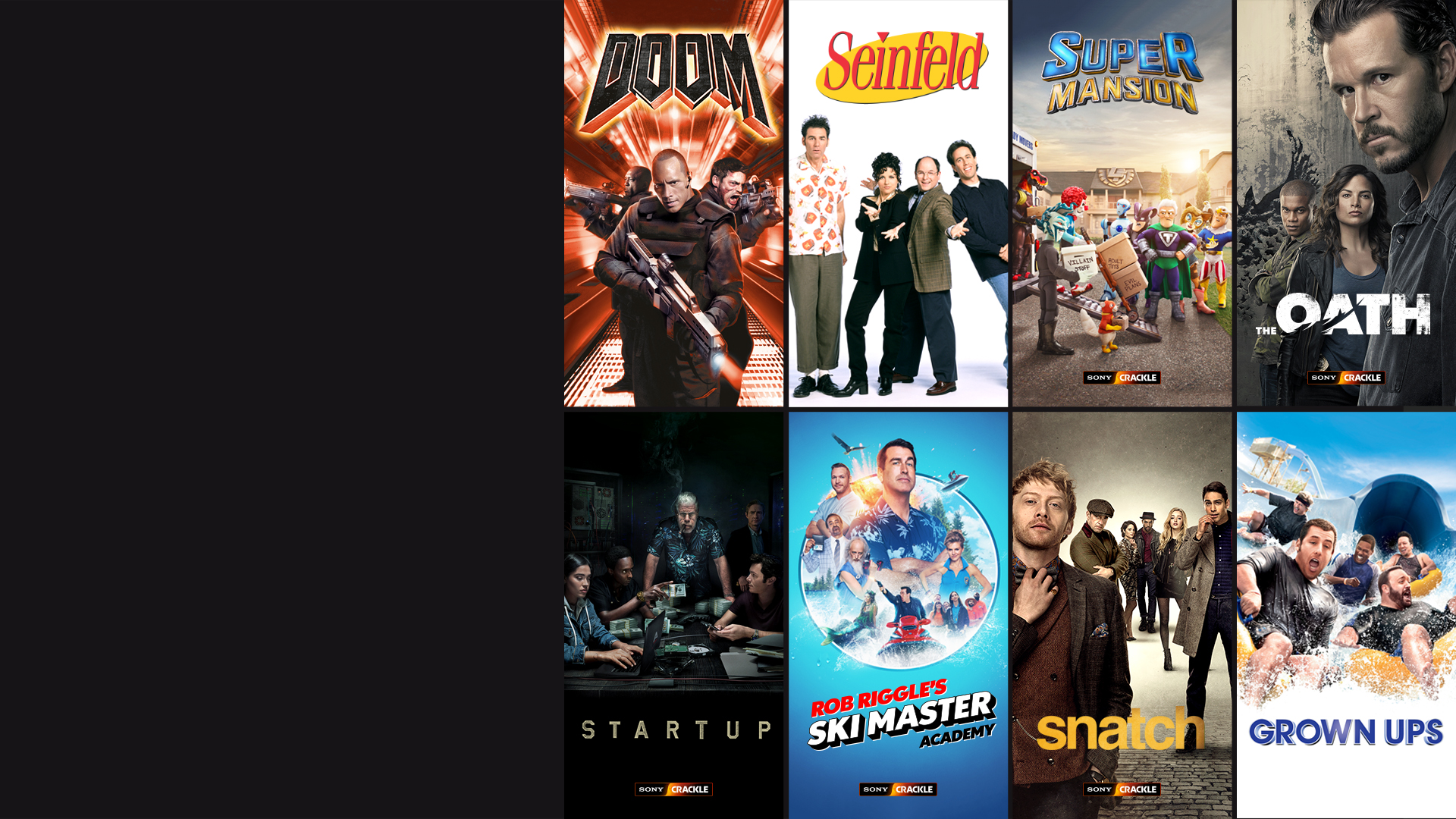 Sony Crackle - Movies & TV (mobile)