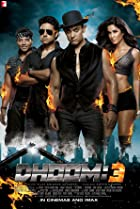 Dhoom 3 (2013) Poster