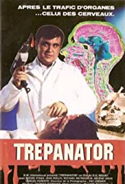 Trepanator Poster