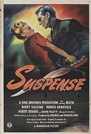 Suspense Poster