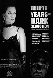 30 Years of Dark Seduction Poster