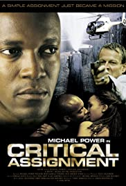 Critical Assignment Poster