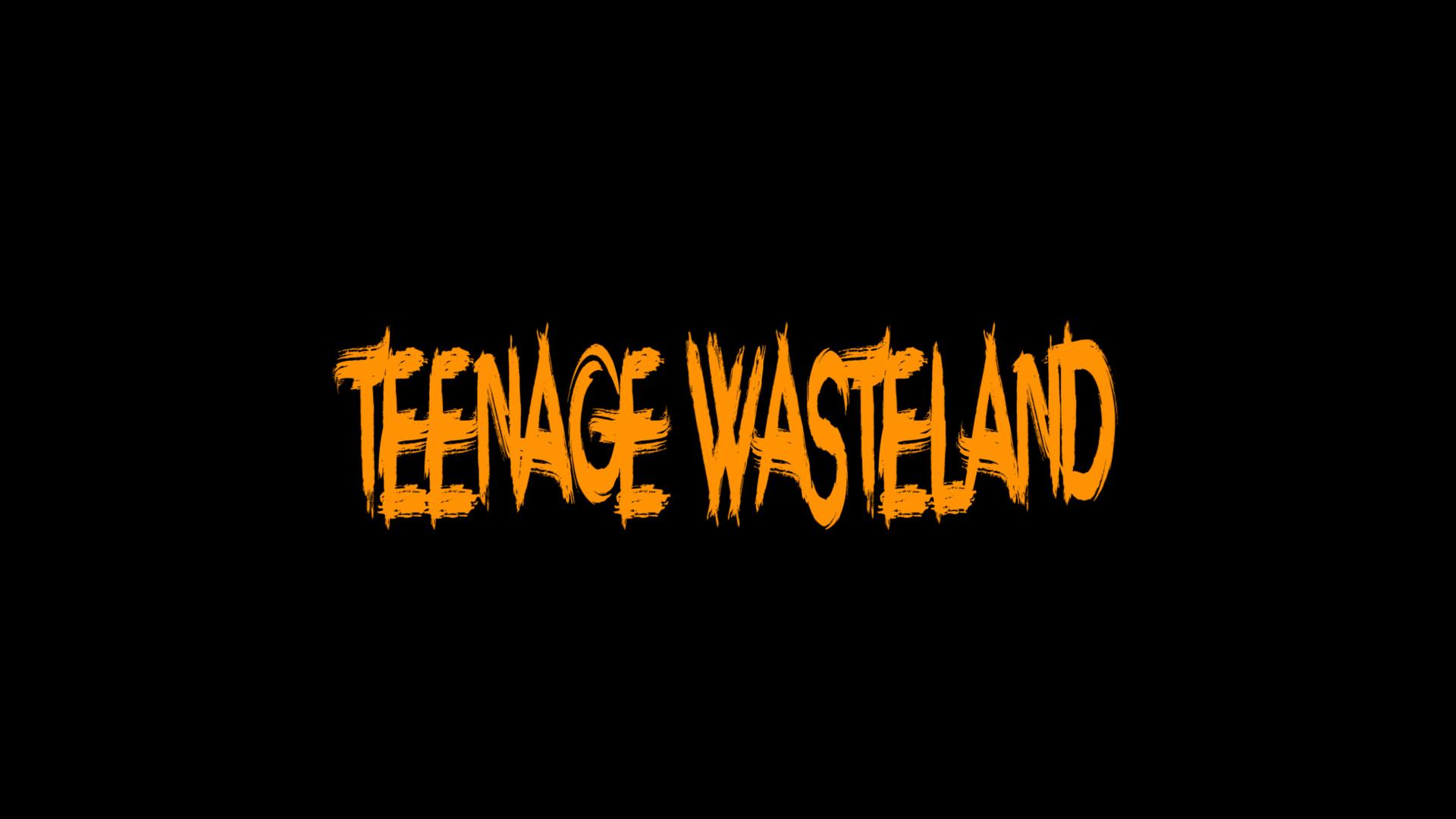 teenage wasteland short story full text