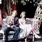 Bourvil and Annie Cordy in Le chanteur de Mexico (1956)