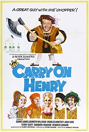 Where to stream Carry on Henry VIII