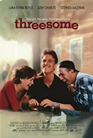 Threesome opening weekend gross