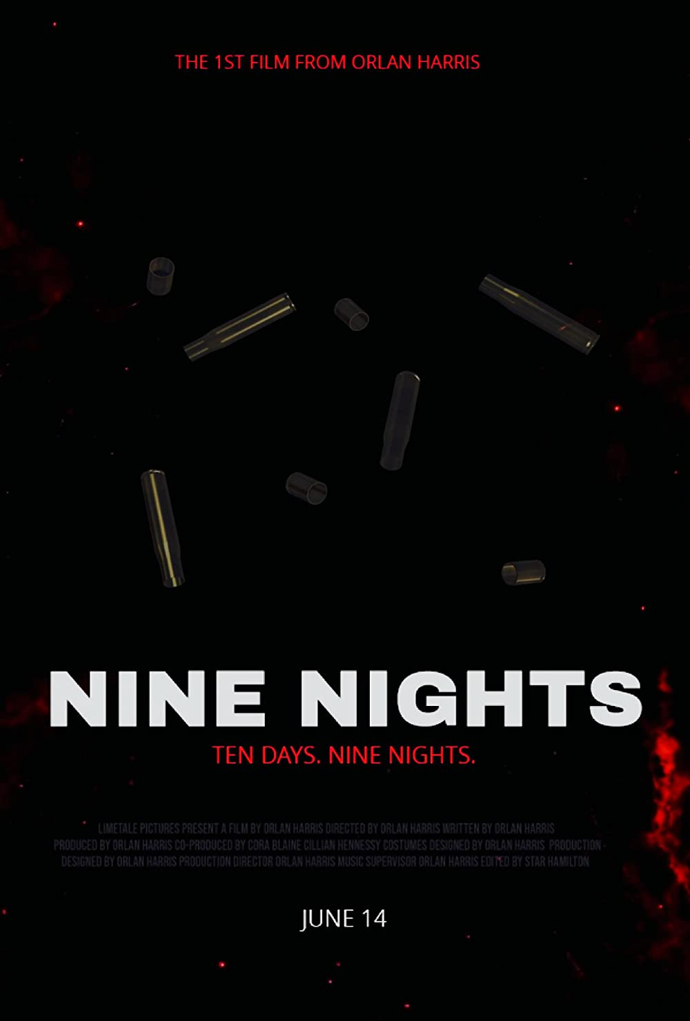 Nine Nights 2020 English 720p HDRip 800MB | 305MB Download