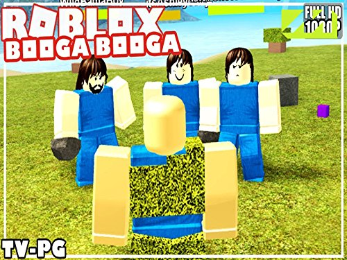 Clip Let S Play Roblox Booga Booga 1 Passed Tv Episode 2018 Imdb