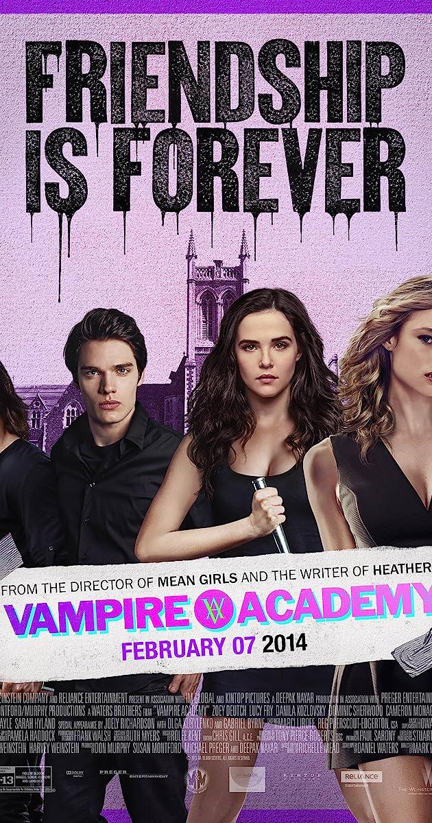 Subtitle of Vampire Academy