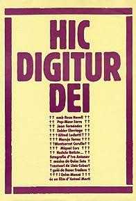 Primary photo for Hic Digitur Dei