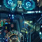 Ivanna Sakhno, Wesley Wong, and Cailee Spaeny in Pacific Rim: Uprising (2018)