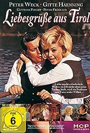 Liebesgrüße aus Tirol(1964) Poster - Movie Forum, Cast, Reviews