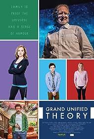 Scott Bellis, Kendall Cross, Andrew McNee, Emma Grabinsky, and Maxwell Haynes in Grand Unified Theory (2016)