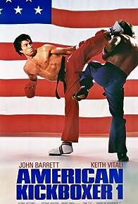 Primary photo for American Kickboxer