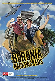 Boronia Backpackers Poster