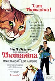The Three Lives of Thomasina (1964) Poster - Movie Forum, Cast, Reviews