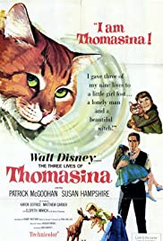 The Three Lives of Thomasina (1963) Poster - Movie Forum, Cast, Reviews