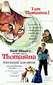 The Three Lives of Thomasina UK