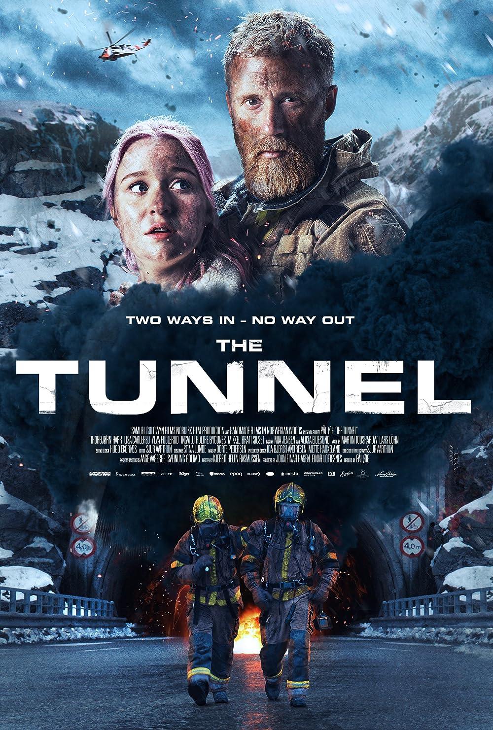 The Tunnel 2019 Hindi ORG Dual Audio 480p BluRay ESub 350MB x264 AAC