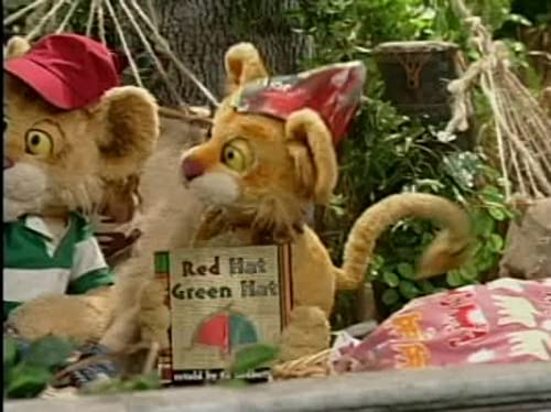 Between The Lions: Red Hat Green Hat