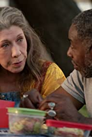 Ernie Hudson and Lily Tomlin in Grace and Frankie (2015)
