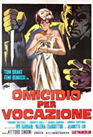Omicidio per vocazione(1968) Poster - Movie Forum, Cast, Reviews