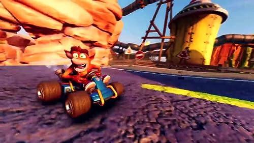 Crash Team Racing: Nitro Fueled: Gameplay Trailer 2