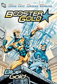 Booster Gold Poster