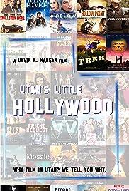 Utah's Little Hollywood Poster