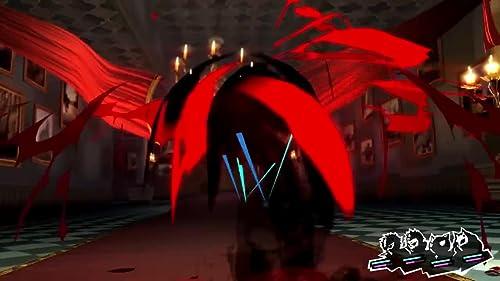 Persona 5: Game Mechanics: Palaces (UK)