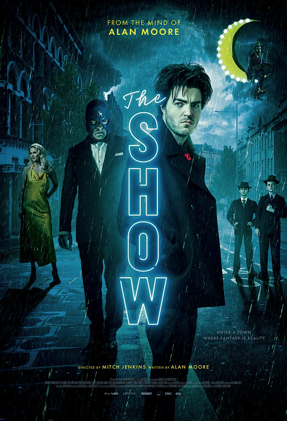 The Show 2021 English 480p HDRip 366MB Download