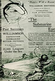 The Submarine Eye Poster