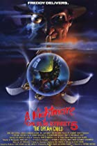 A Nightmare on Elm Street 5: The Dream Child (1989) Poster