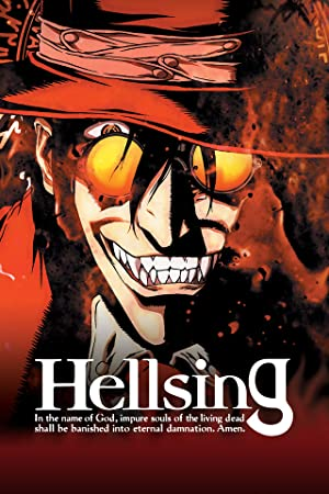Where to stream Hellsing