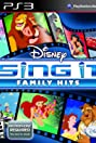 Disney Sing It: Family Hits (2010) Poster