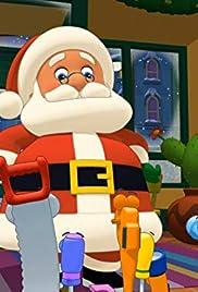 Flicker Saves Christmas Poster